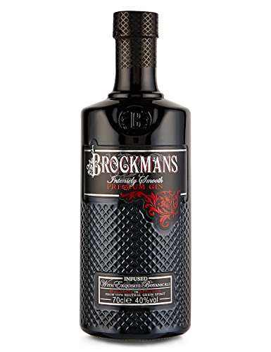 Brockmans Intensely Smooth Premium Gin (2 x 0.70 l )