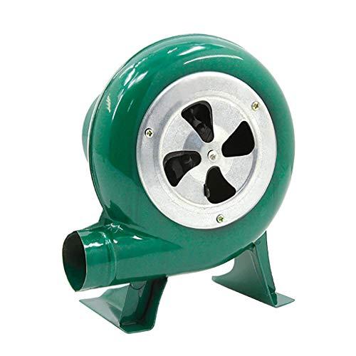 YiYi Blowers Soplador Soplador de Aire eléctrico centrífugo, Ventilador de Bomba, soplador de Aire para Barbacoa, para combustión de Barbacoa, Ventilador doméstico pequeño de 40 w