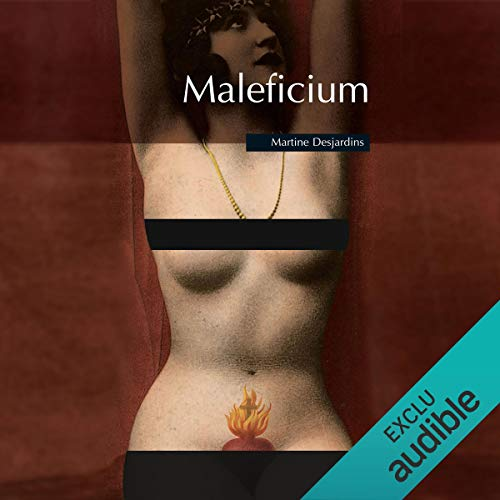 Maleficium [Wrongdoing] audiobook cover art