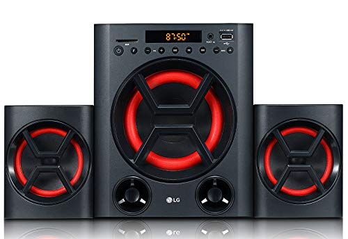 LG - LK72B Boom Blastic Multimedia Speakers (Black)