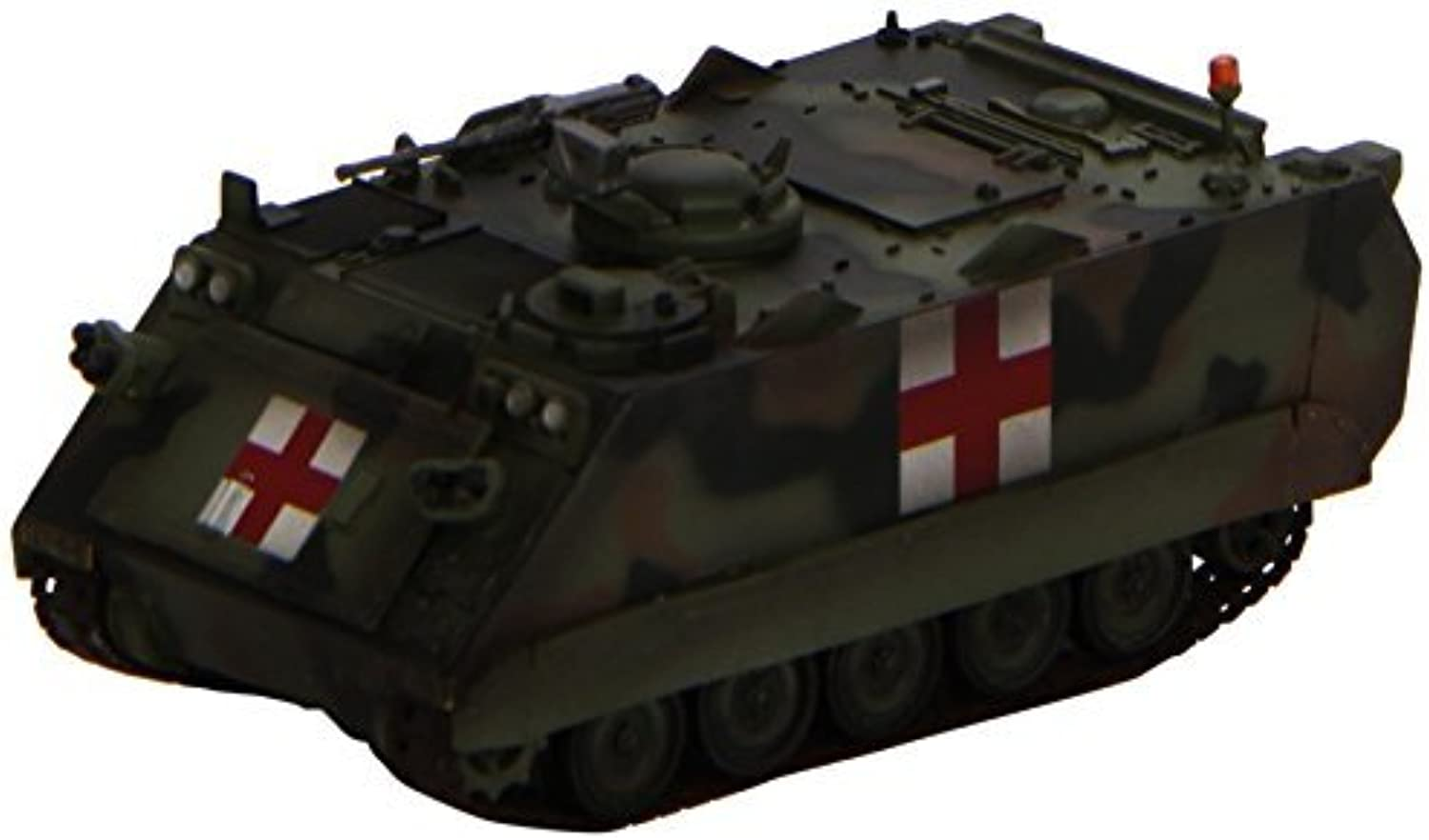 Easy Model 1 72 Scale M113A2 US Army Red Cross Model Kit by Easymodel
