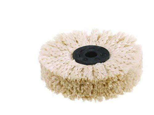 Bosch 2 609 256 557 - Cepillo de fibras de sisal 85 x 20 x 10 mm