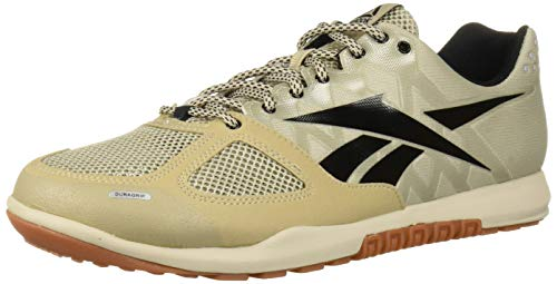 Reebok Men's Crossfit Nano 2.0 Cross Trainer, Sand/Black/Gum, 13 M US