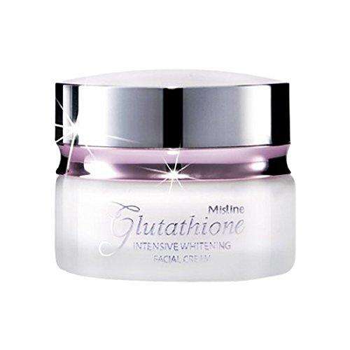 Thailand Best Mistine Glutathione Intensive Whitening Facial Cream 30 G.