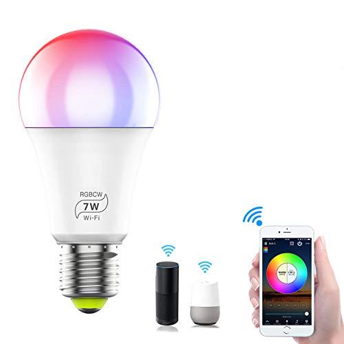 Xiaomi Yeelight LED Smart Multi Colore Light Bulb E26 lampadina controllo WIFI