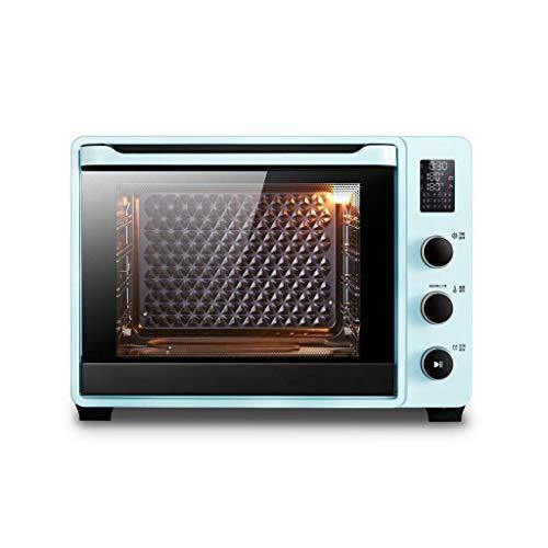 Mini-oven met meerdere functies, inhoud van 40 l, multifunctionele oven voor het bakken van kippenvleugels, afmetingen: 51 x 40 x 36 cm.