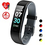 Mgaolo Fitness Tracker HR,Activity Tracker IP68 Waterproof Smart Watch Fit...
