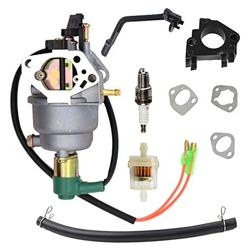 SAKITAM Carburetor for Champion Power CPE 41532 439CC 7000 9000 Watt 16HP Generator Manual