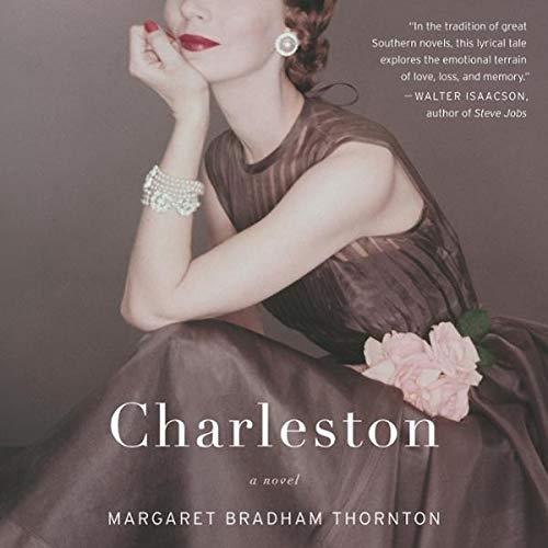 Charleston audiobook cover art