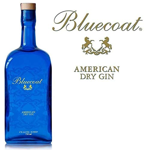 Bluecoat American Dry Gin 0,7 Liter 47% Vol.