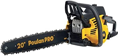 Poulan Pro PP5020AV 20-Inch 50cc 2 Stroke Gas