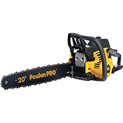 Poulan Pro PP5020AV 20-Inch 50cc evaluation