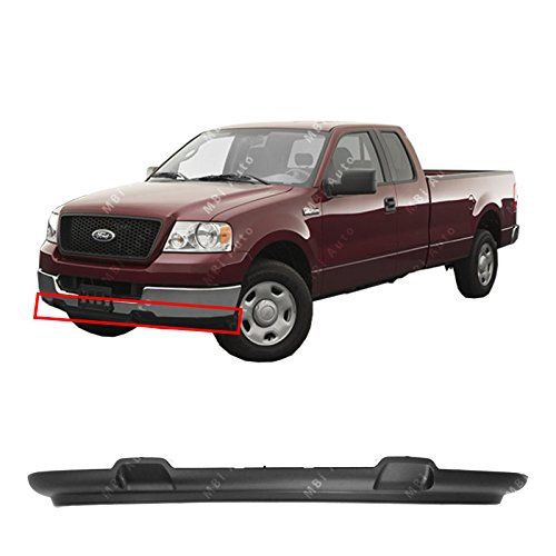 MBI AUTO - Textured, Black Front Lower Valance Air Deflector for 2004 2005 Ford...