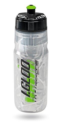 RaceOne R1 Igloo 550cc Botella de Agua 550 ml, Unisex Adulto, Verde