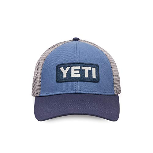 YETI Tonal Blue Trucker Hat , One Size