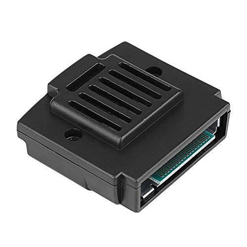 RUITROLIKER Jumper Pak Pack Speicherkarte für N64 Spielekonsole Schwarz
