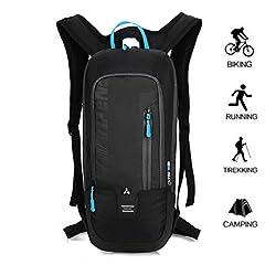 WINDCHASER Mały plecak rowerowy Plecak do picia Wodoodporne plecaki do wspinaczki, jazdy na rowerze, biegania, plecaka sportowego Camping Ultralight Bicycle Backpack