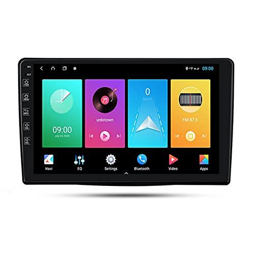 Amimilili Android 9 Radio de Coche estéreo para Fiat 500L 2012-2017 Pantalla táctil de 9 Pulgadas Navegación GPS BT USB WiFi Llamadas Manos Libres/FM/SWC +cámara Trasera,M150 2+ 32g