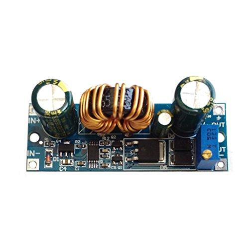 MISHITI DC-DC Auto Boost Step Up/Down Módulo de fuente de alimentación de salida ajustable