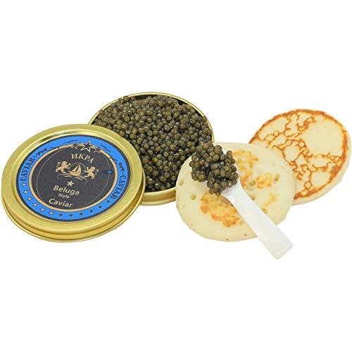 Imperial Kaviar 30g (Caviar vom Beluga Hybrid) - KOSTENLOSER VERSAND