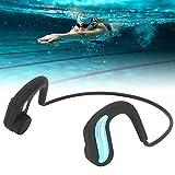 Rodipu Casque de Sport, Conduction osseuse dans l'eau IP68 Audio sans Fil Bluetooth écouteur de Natation pour Jouer de la Musique pour Les appels Bluetooth