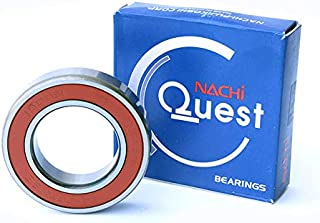 Forest Industry NACHI 6006-2NSE Deep Groove Ball Bearings 30x55x13mm
