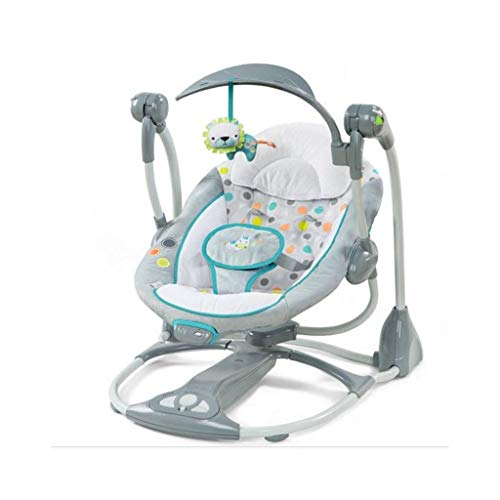 Fantastic Deal! Xiao Jian Baby Rocking Chair Electric Rocking Chair Single Arm Electric Swing Music ...
