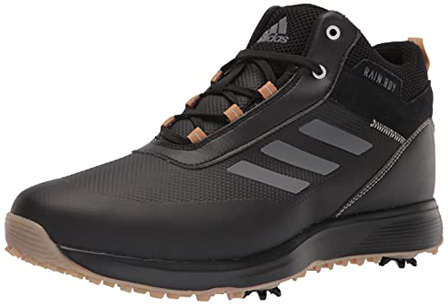 adidas Men's S2g Recycled Polyester Mid Cut Golf Shoes