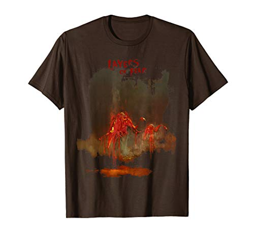 Layers of Fear Gore Flamingo T-Shirt