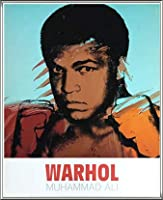ポスター アンディ ウォーホル モハメド アリ 1977 額装品 アルミ製ハイグレードフレーム(シルバー)