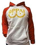 One-Punch Man – Dragon Ball Super – Sudadera unisex con capucha y diseño de Superman Blanco L