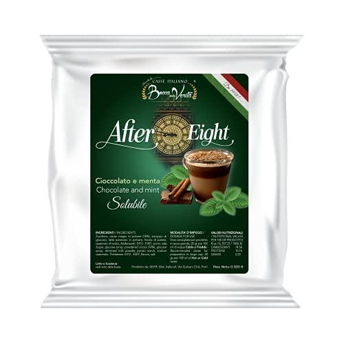 After Eight Nestle Mint Tile 12 paquetes de 200 g