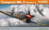 Eduard EDK82122 Kits 1:48 Profipack-Tempest Mk.V Series 2 WWII Model, Various