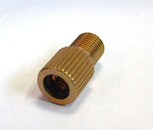 パナレーサー 仏式バルブアダプター 真鍮 (2個入り)