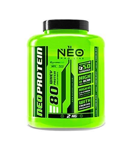 NEO Protein 80 Biscuits à la vanille 2...