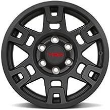 Genuine Toyota 4Runner TRD PRO Matte Black Wheels PTR20-35110-BK (Fits: 4Runner - Tacoma - FJ Cruiser) (4)