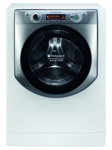 Hotpoint-Ariston AQ114D 69D EU/A - Lavadora (Independiente, Color blanco, Frente, 11 kg, 1600 RPM, A)