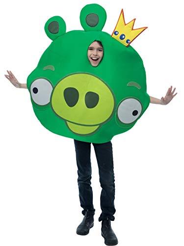 Angry Birds Angry Birds King Pig Kostüm für Kinder Einheitsgröße