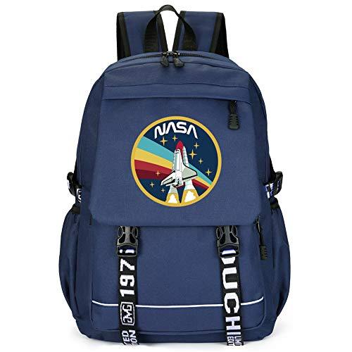 Miarui Mochila de la NASA Mochila Escolar Unisex Mochila niño Mochilas Escolares Mochila...