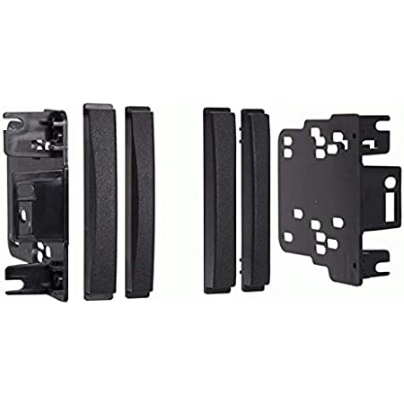 Carxtc Double Din Install Car Stereo Dash Kit for a Aftermarket Radio Fits Long Nose and Short Nose Radios