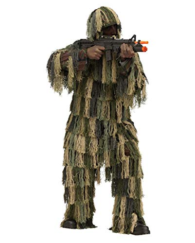 Horror-Shop Costume da cecchino da cecchino One Size