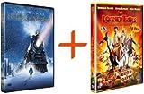 Le Pôle Express / Les Looney Tunes passent à l'action, Le Film - Bipack 2 DVD