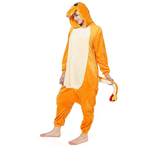 Kigurumi polar fleece Onesie Adulto Anime Espeon Umbreon Shiny Snorlax Cosplay Pijama Traje de mujer En general Mujer Divertido