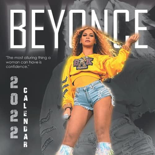 2022 Calendar: Beyonce 18-month Calendar 2022 from...