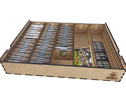 Caixa Organizadora Big Box para Dominion - Bucaneiros Jogos