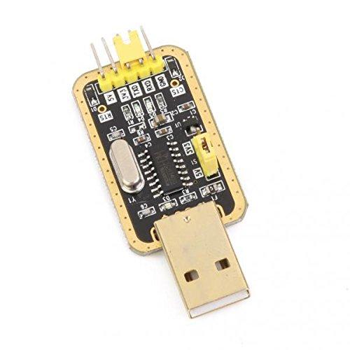 Paquete De 2 Unidades De Adaptador USB A RS-232 TTL Converter Moudle, Para Kit De Accesorios De Computadora
