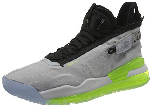Nike Jordan Proto-Max 720 [BQ6623-007] Men Basketball Shoes Wolf Grey/Volt/US 9.5