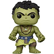 Funko Pop Marvel: Thor Ragnarok-Casual Hulk Fall Convention Exclusive Collectible Figure (Amazon...