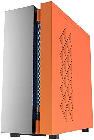 Computer Tulsa Mall Case Tower Gaming Cooling shopping All-Aluminum Micro Mo Cabinet