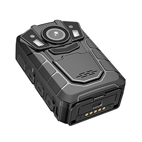 DX.JYL HD 1080P Police Body Camera 4G/WiFi/GPS Law Enforcement Video Recorde Aba A12 Chip with Night Vision Built-in Dual Microphone,128GB